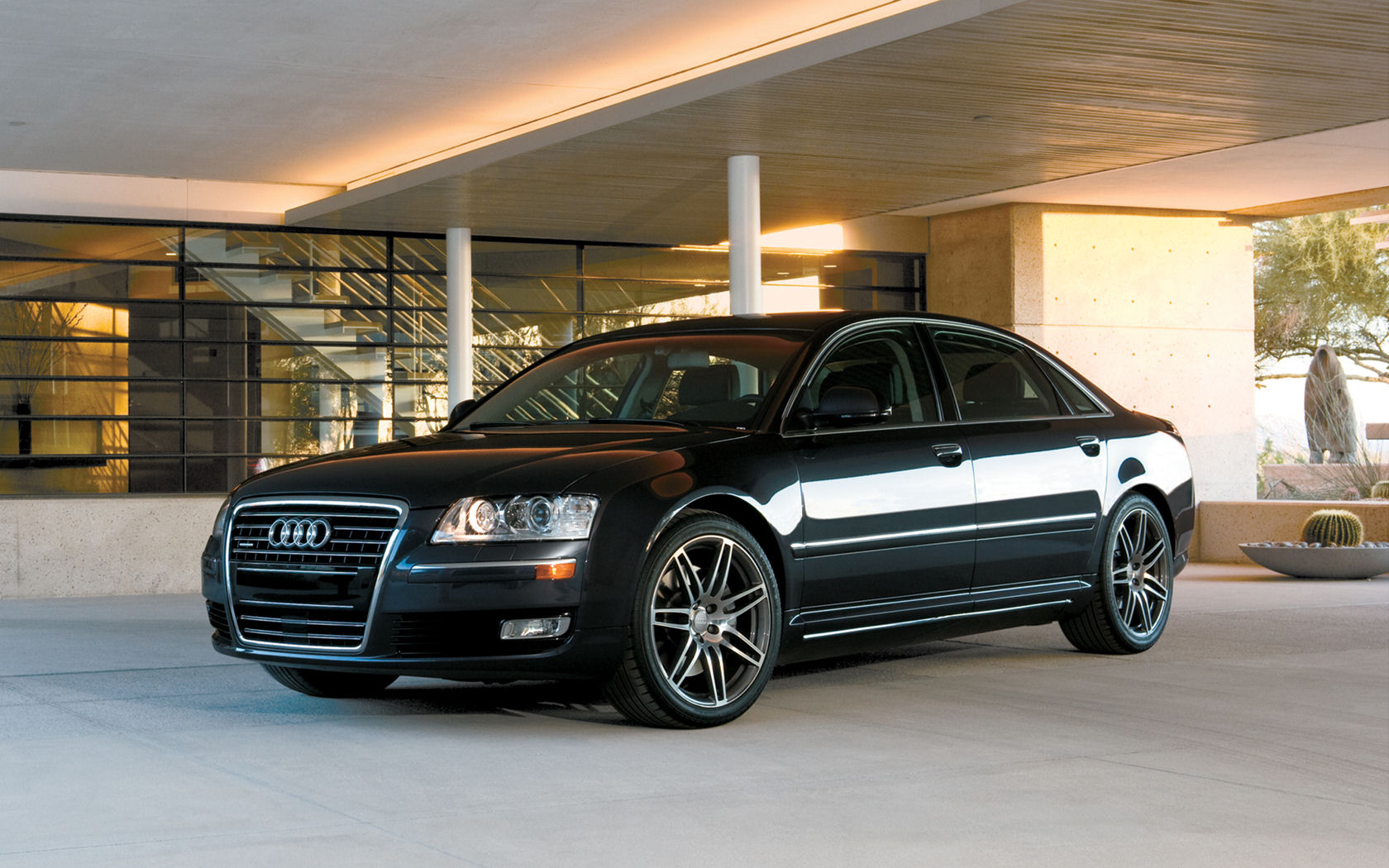 For Your Desktop 42 Top Quality Audi A8 Wallpapers BSCB 1680x1050