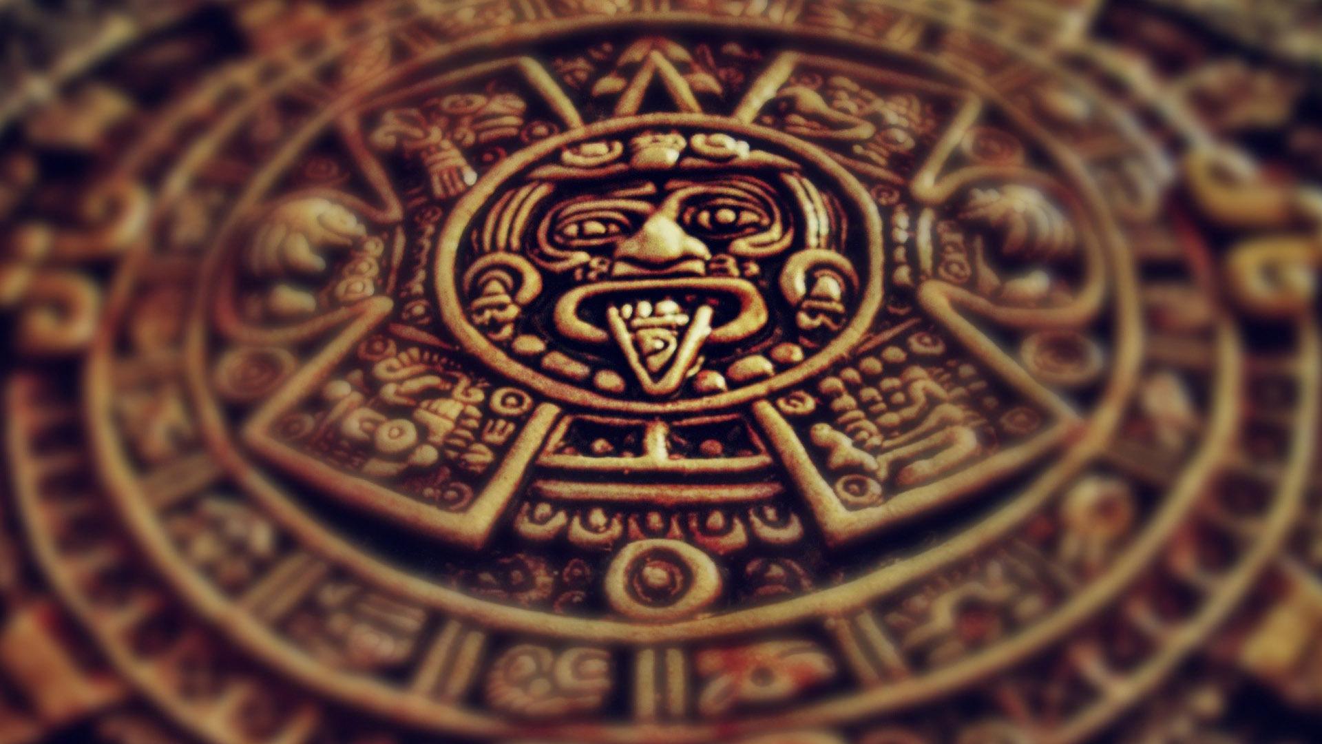 Aztec Calendar Wallpaper Backgrounds : Hd mayan wallpapers wallpapersafari