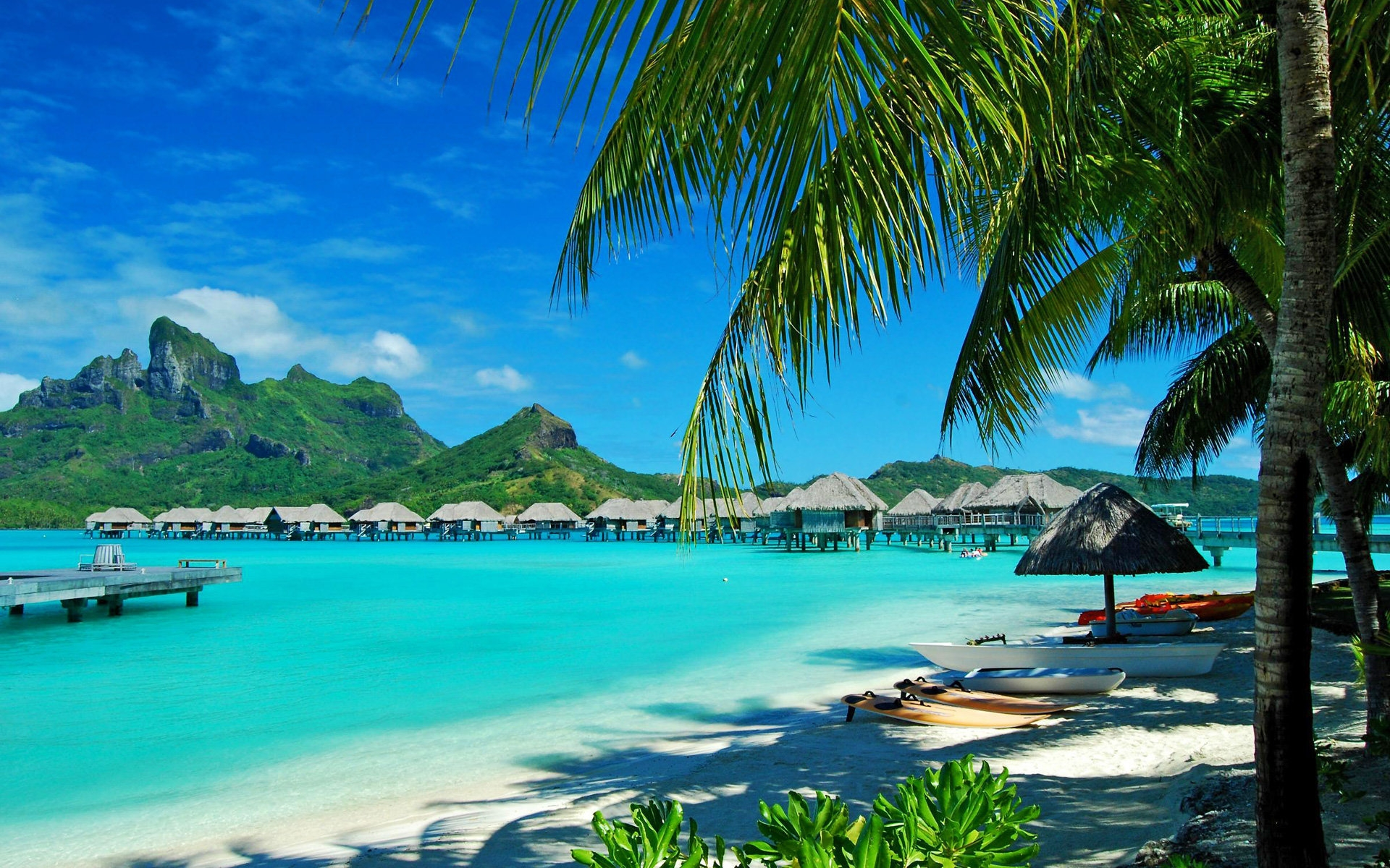 beaches locations exotic wallpaper wallpapers image hawaii 1920x1200