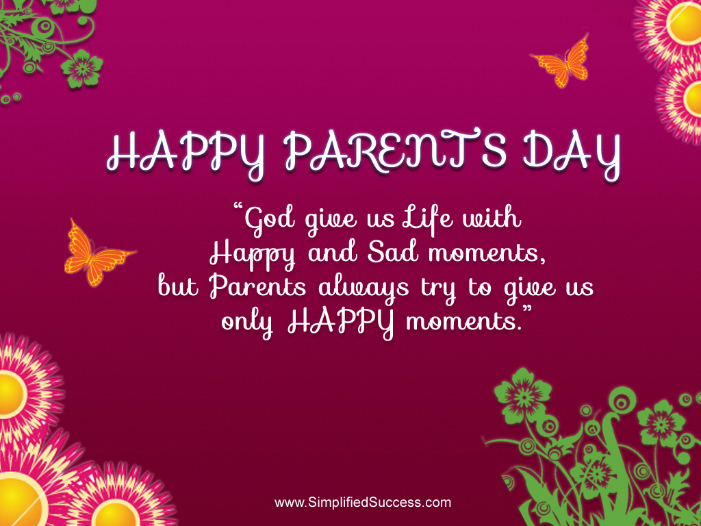 Parents Day Wallpaper 2012 Download Wallpapers for PC 1024x768
