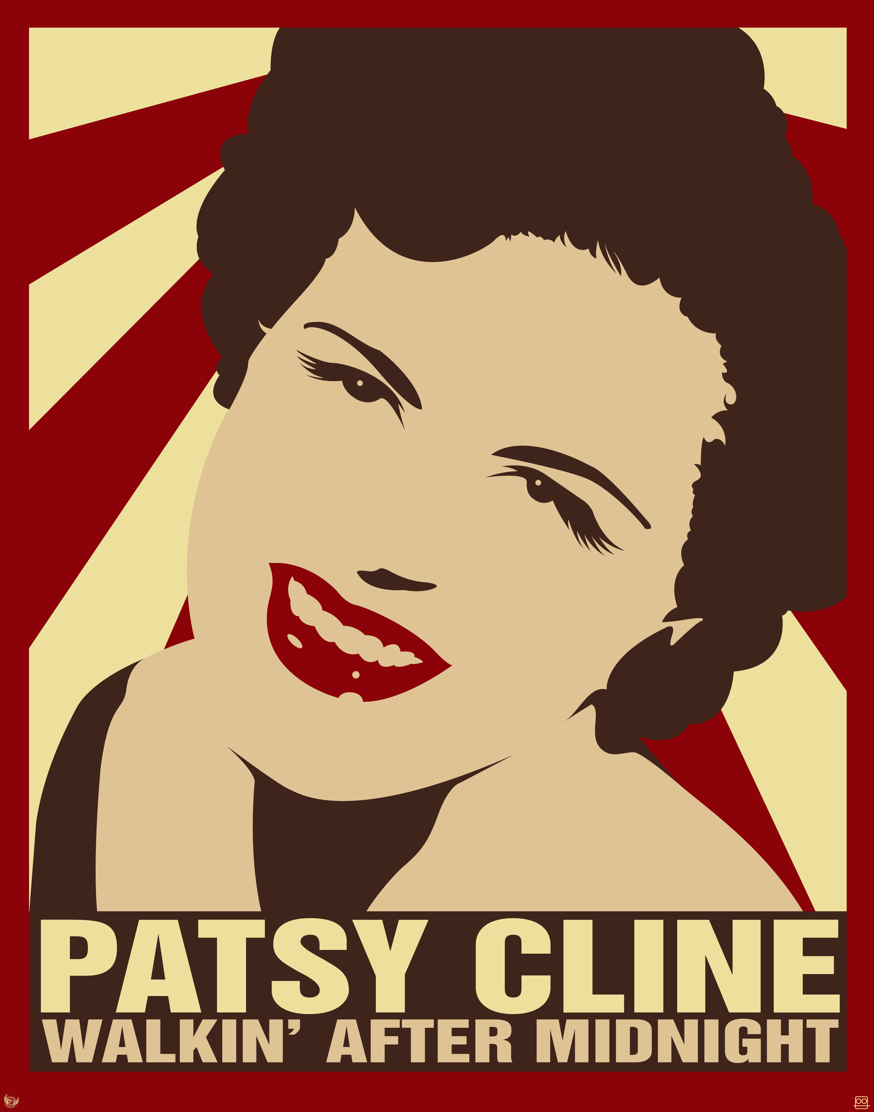 Patsy Cline by TravisSmall 3300x4200
