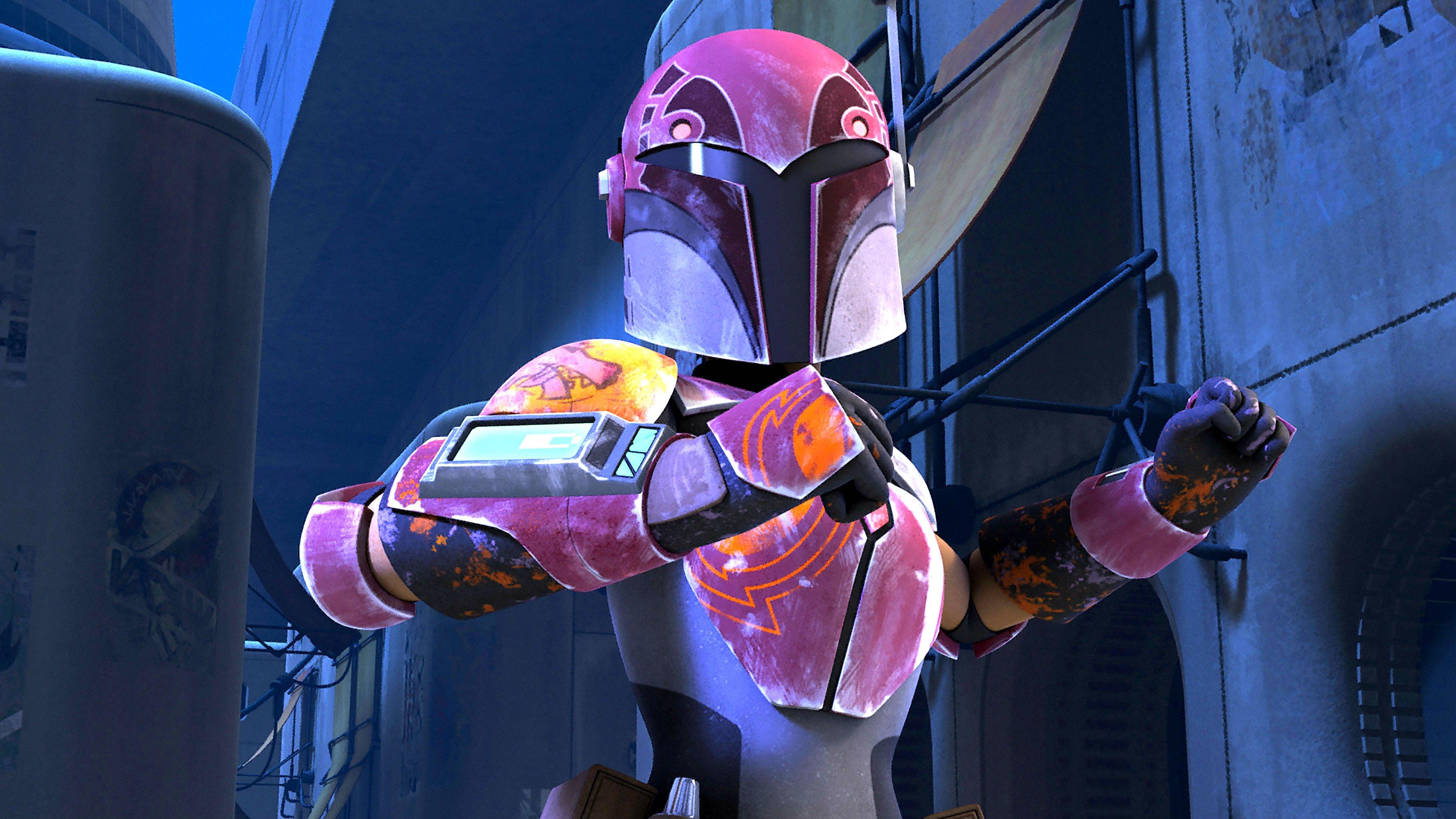 Star Wars Rebels Wallpaper - WallpaperSafari