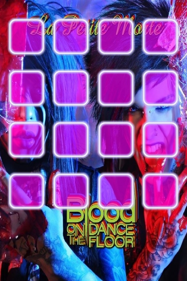 Blood On The Dance Floor IPodIPhone Wallpaper by lalalalakellinisepic 640x960