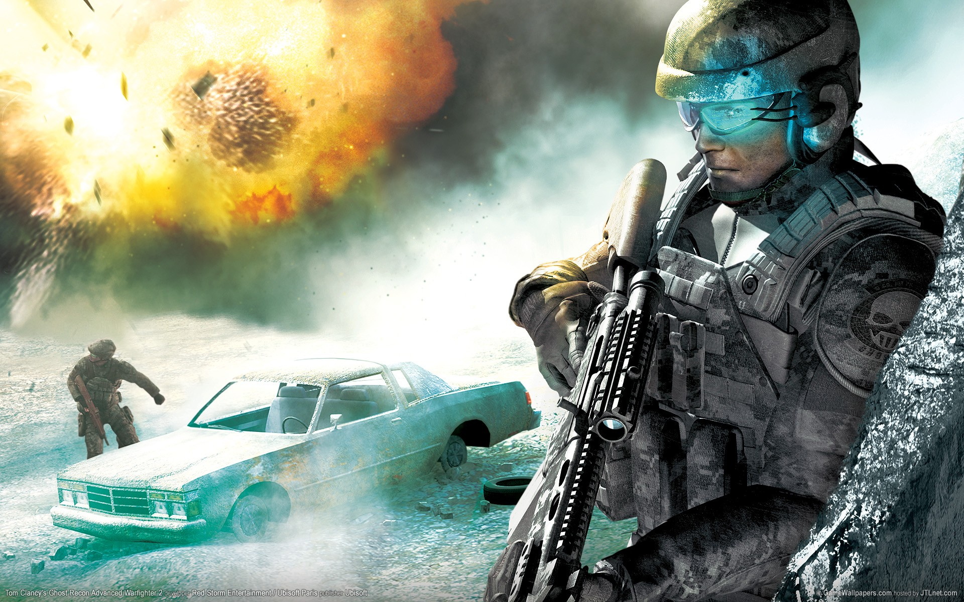 wallpapers video cool game games technobuzz 1920x1200
