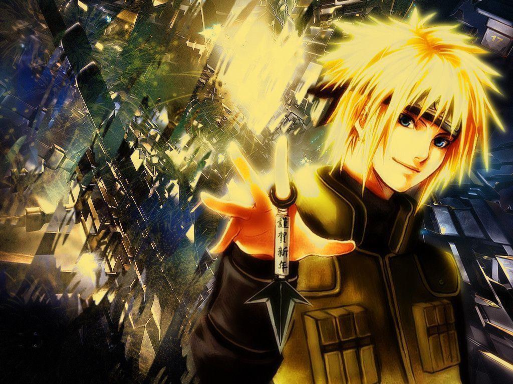 96 Naruto And Minato Wallpapers On Wallpapersafari