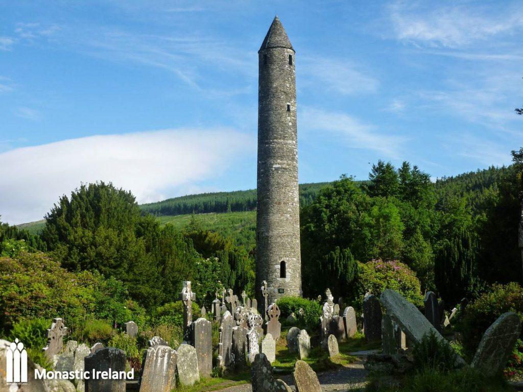 Glendalough Monastic Ireland 1024x768