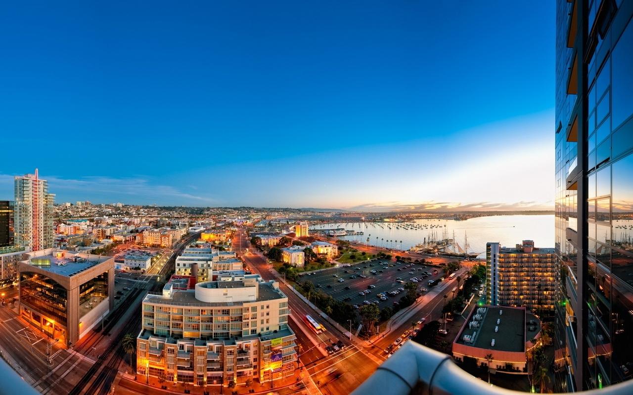 San Diego wallpaper 30269 1280x800