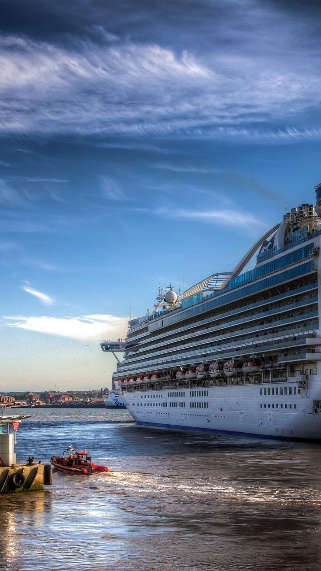 Cruise Ship Hd Wallpapers: Princess Cruises Wallpaper