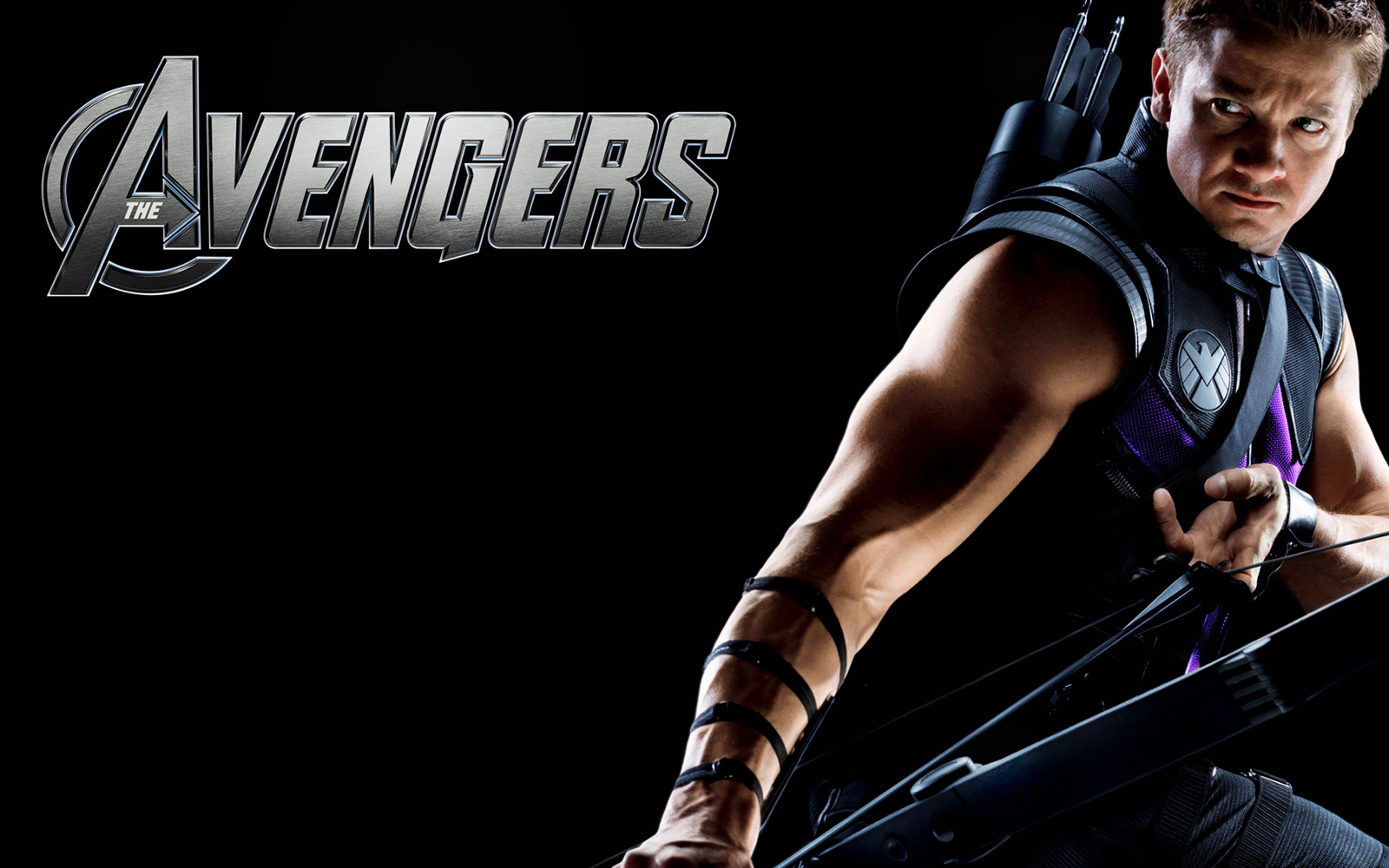 Download image Download Hawkeye Wallpaper Avengers Marvel Movie 1600x1000