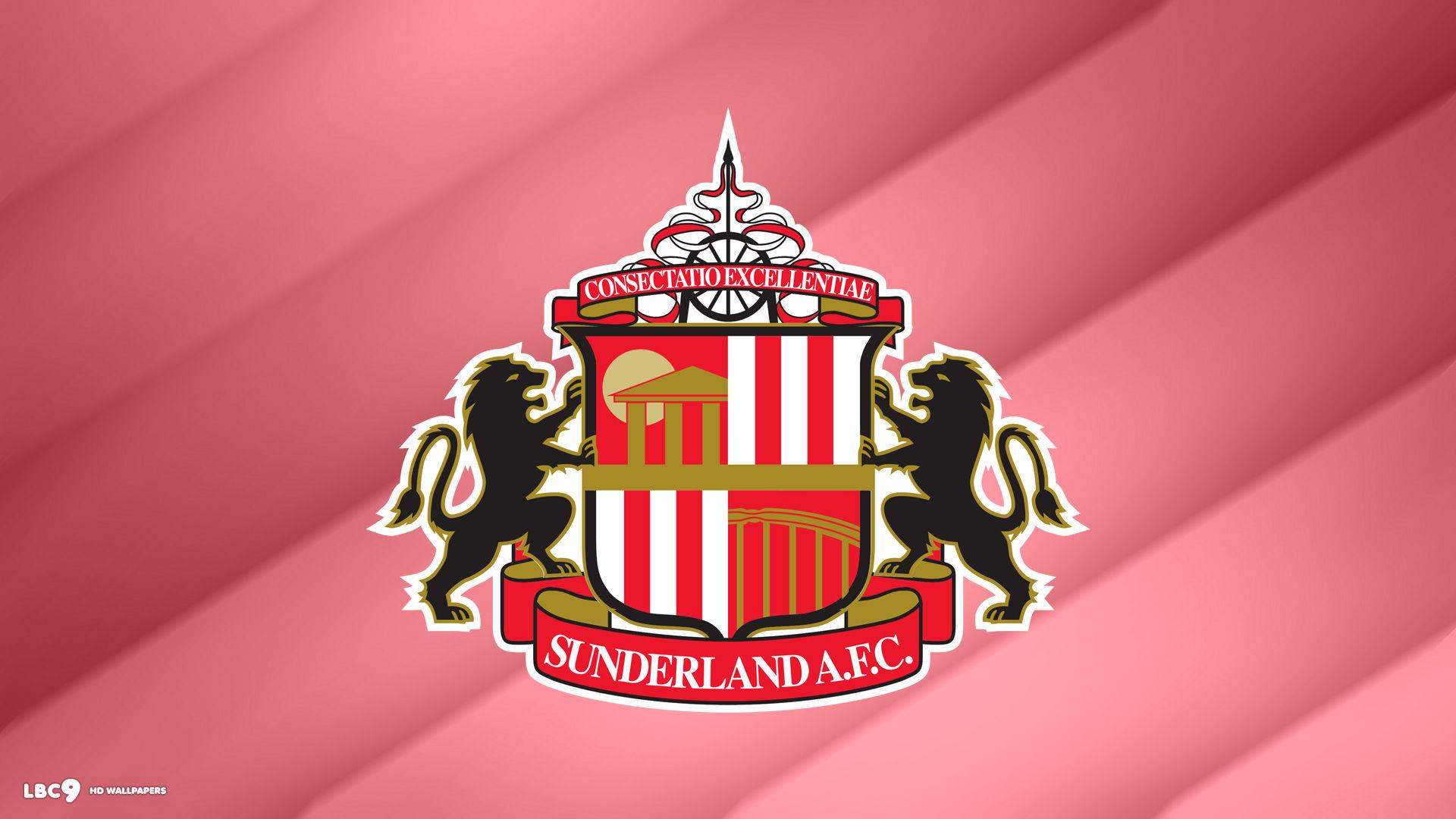 Sunderland AFC Logo Wallpaper 4826   Ongur 1920x1080