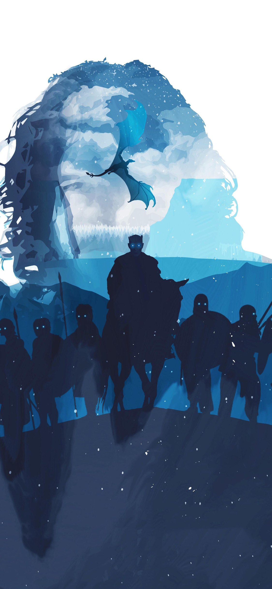Best Game of Thrones wallpapers for iPhone 1125x2436