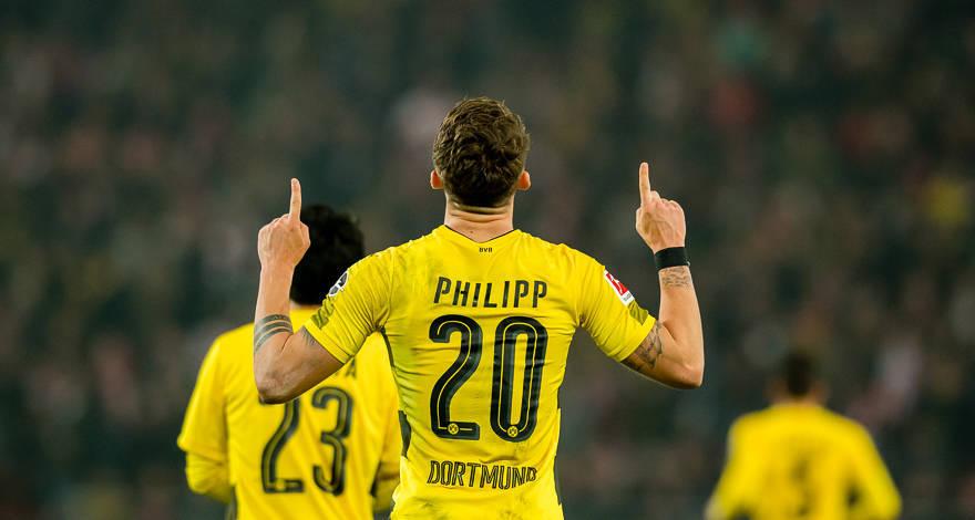 Borussia Dortmund Memperpanjang Rekor Tak Pernah Menang 880x470