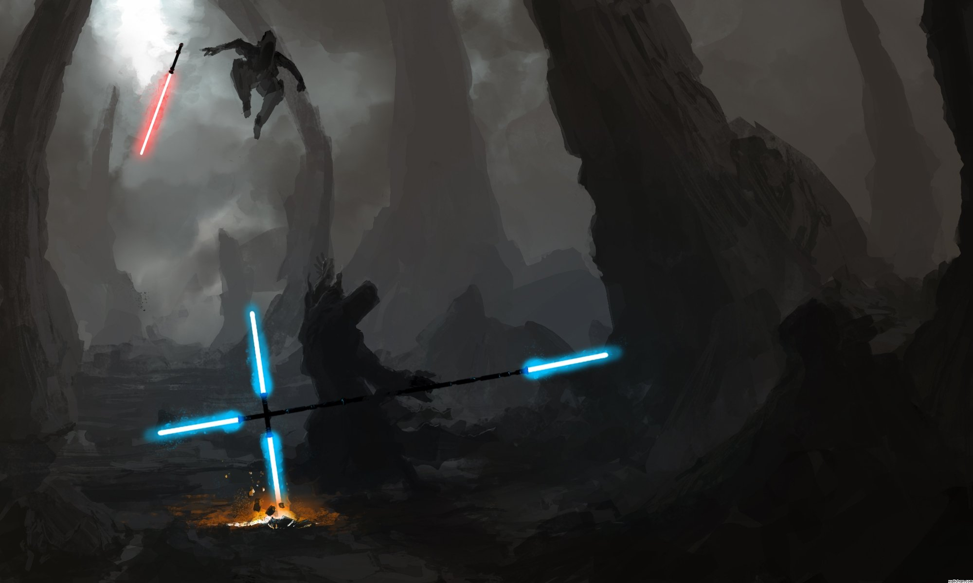Lightsaber Staff Google Backgrounds Lightsaber Staff Google Themes 2000x1200