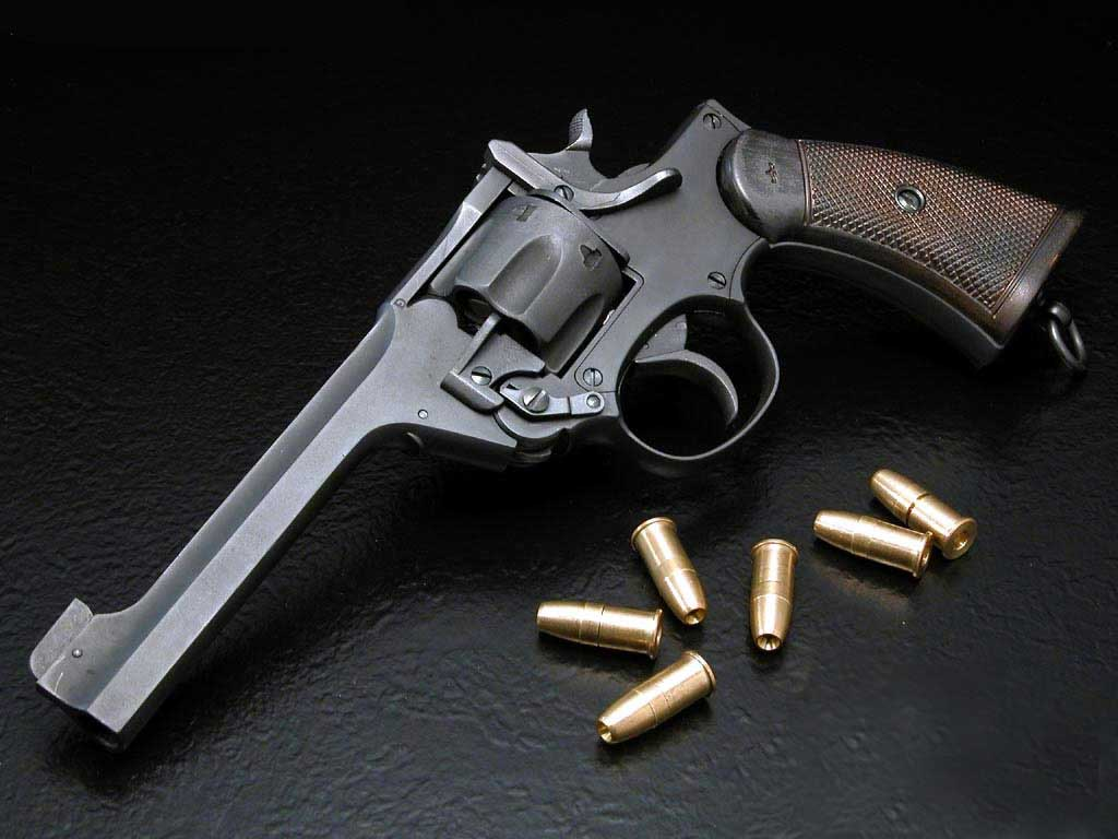 Pics Photos - Gun Pistol Shoot Bullet Wallpaper