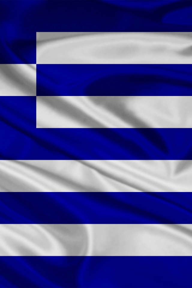 Greek Flag Wallpaper Sport Wallpapers Greece Flag 640x960