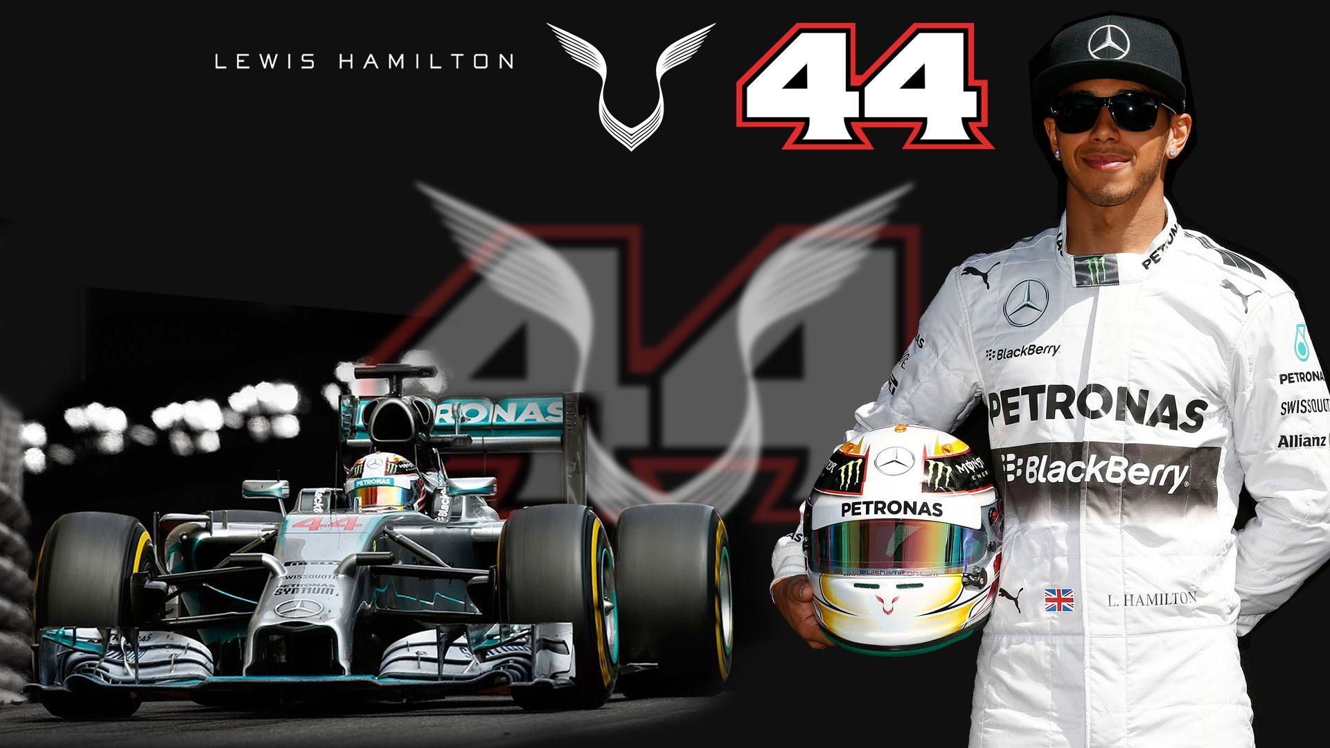 Lewis Hamilton Wallpapers