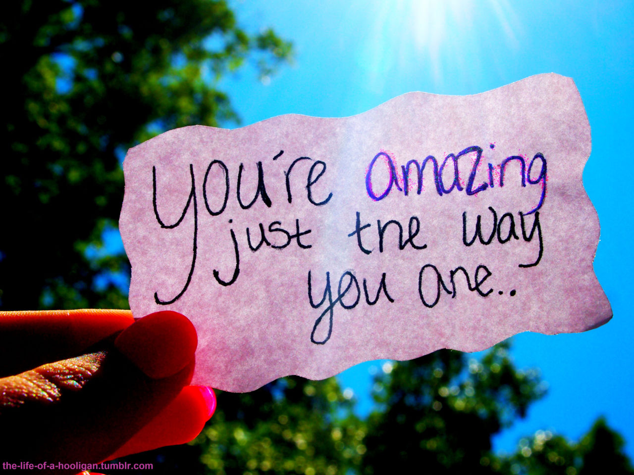 You are amazing wallpaper 1280x960 28255 1280x960