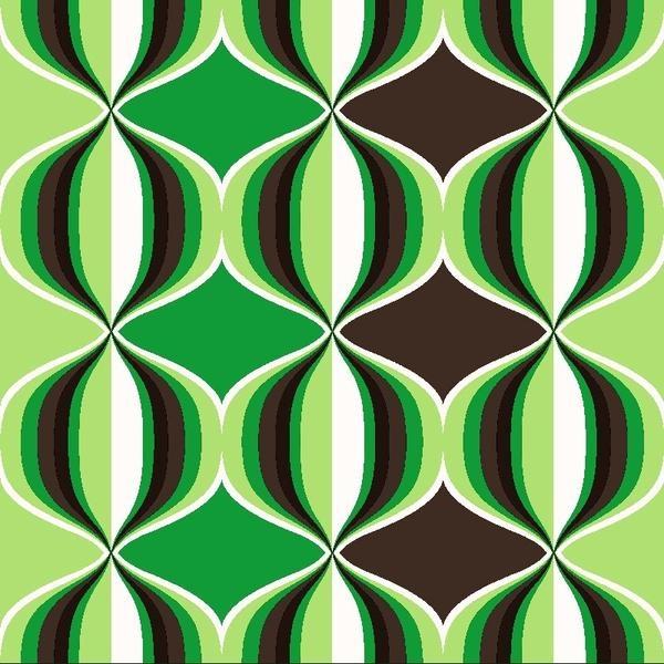 wallpaper Art DecoRetro Pinterest 600x600