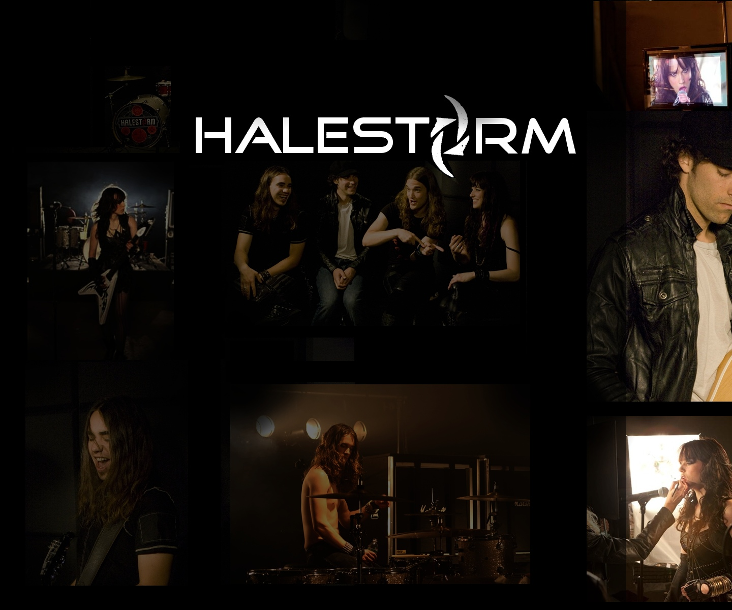 Top Halestorm Computer Wallpapers Desktop Wallpapers 1440x1200