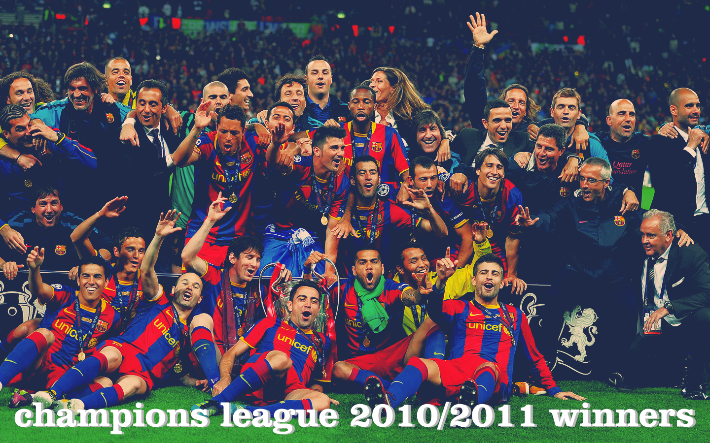 Champions League winners by EzekielAntoniewicz 1440x900