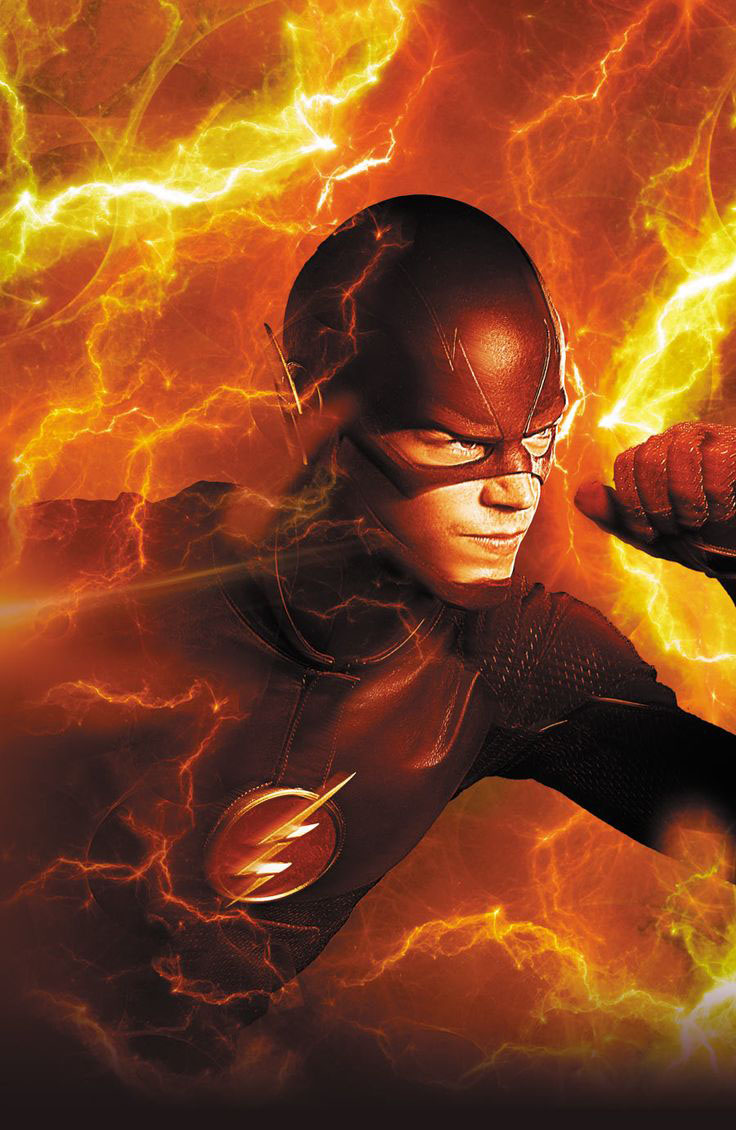 32 Barry Allen the Flash wallpapers HD Download 736x1130
