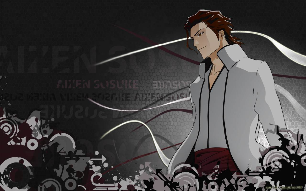 aizen wallpaper 1280x800