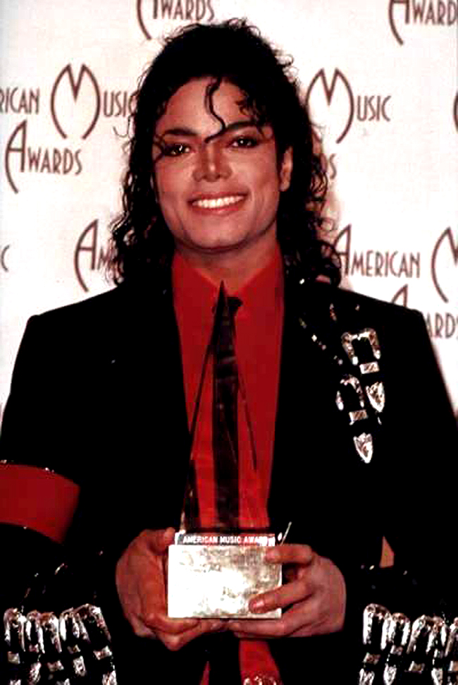 Michael Jackson images Backstage At The 1989 American Music Awards 650x972