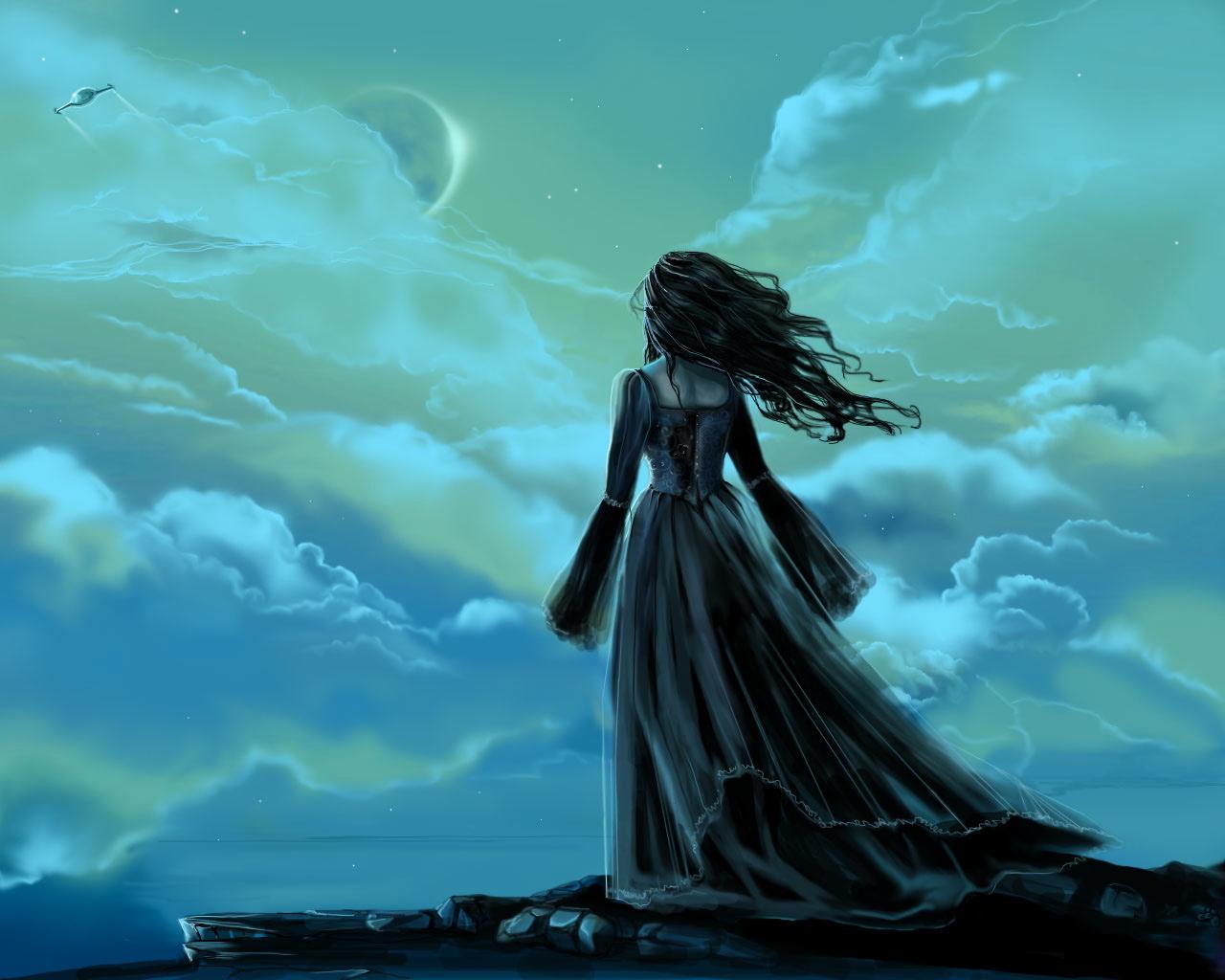 Beautiful Wallpapers For Desktop Beautiful Night of Sky Wallpapers 1280x1024