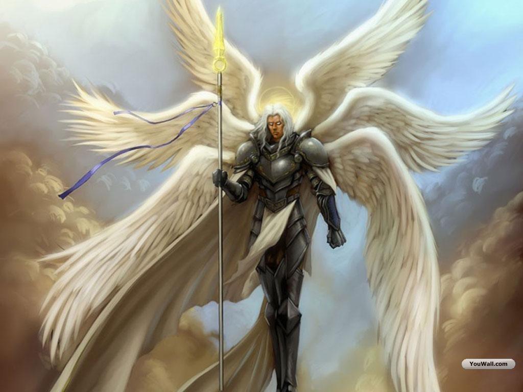 wallpaper Wallpaper Angels 1024x768