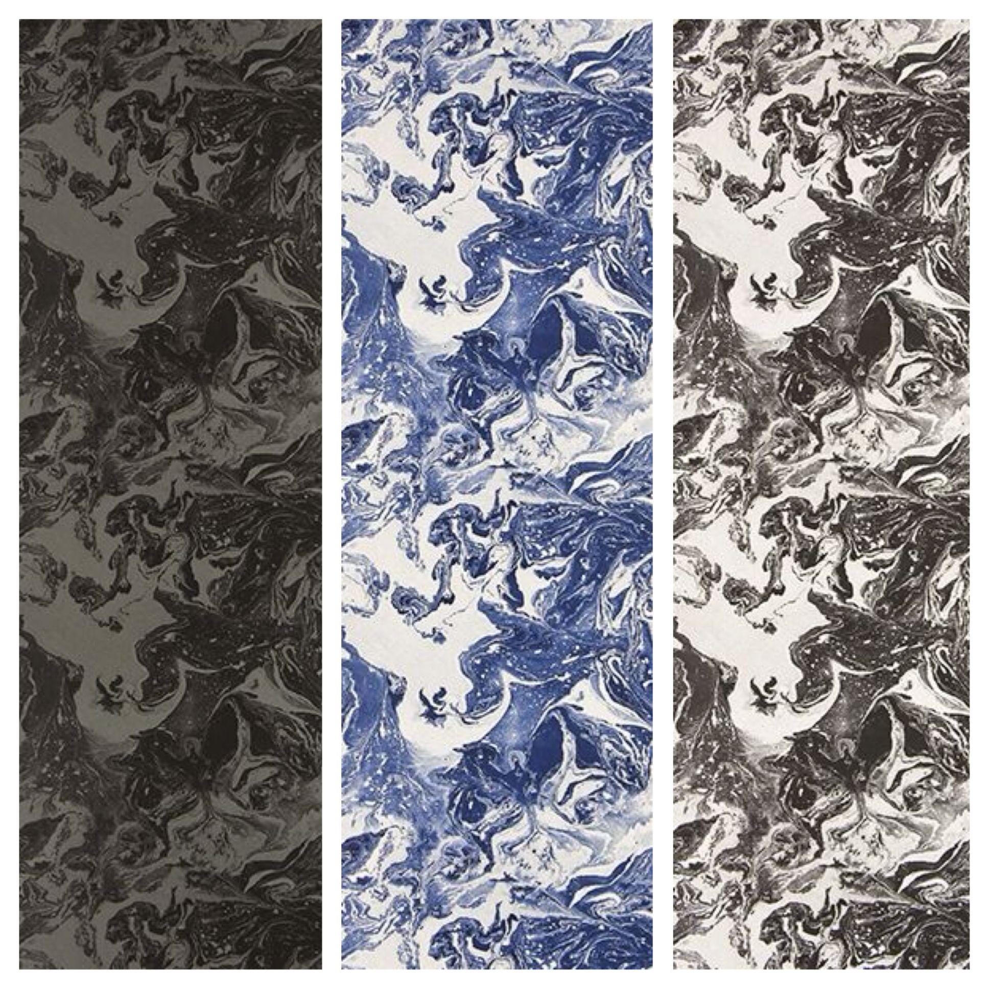 Wallpaper Love BAIN DE MINUIT by Christian Lacroix for Designers 1936x1936