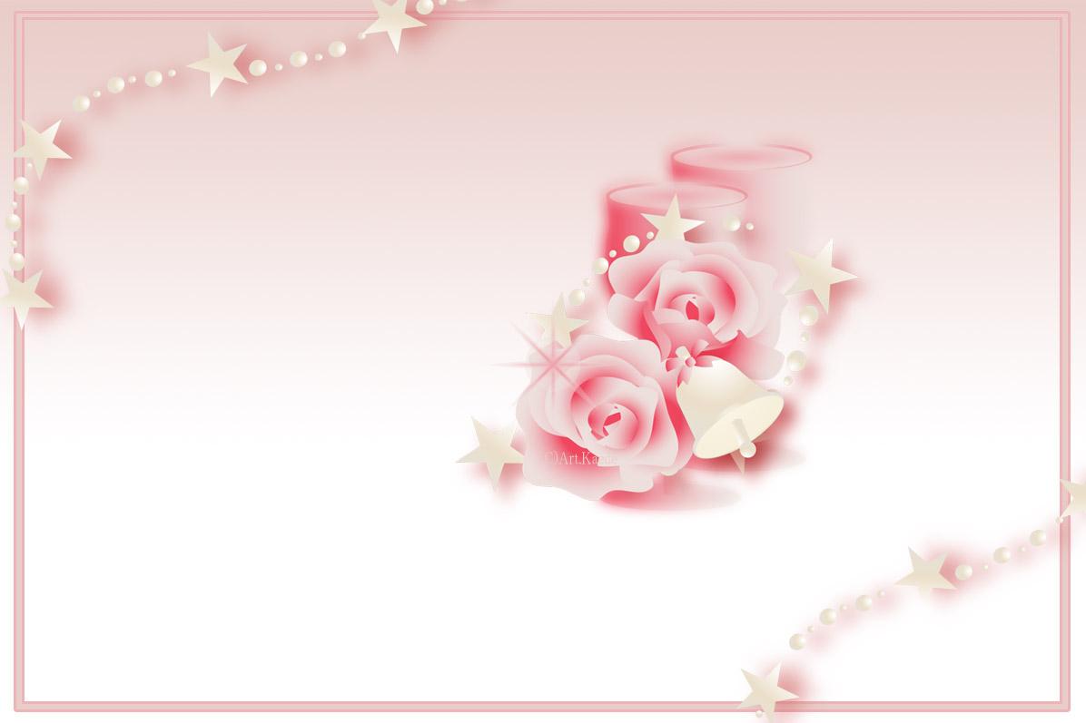 Pink Rose Background Wallpaper Wallpapersafari