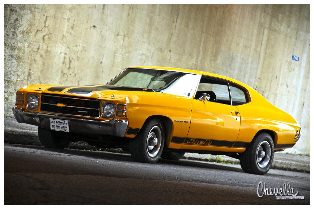 1971 Chevelle Wallpaper Chevrolet chevelle 1971 by 1280x853