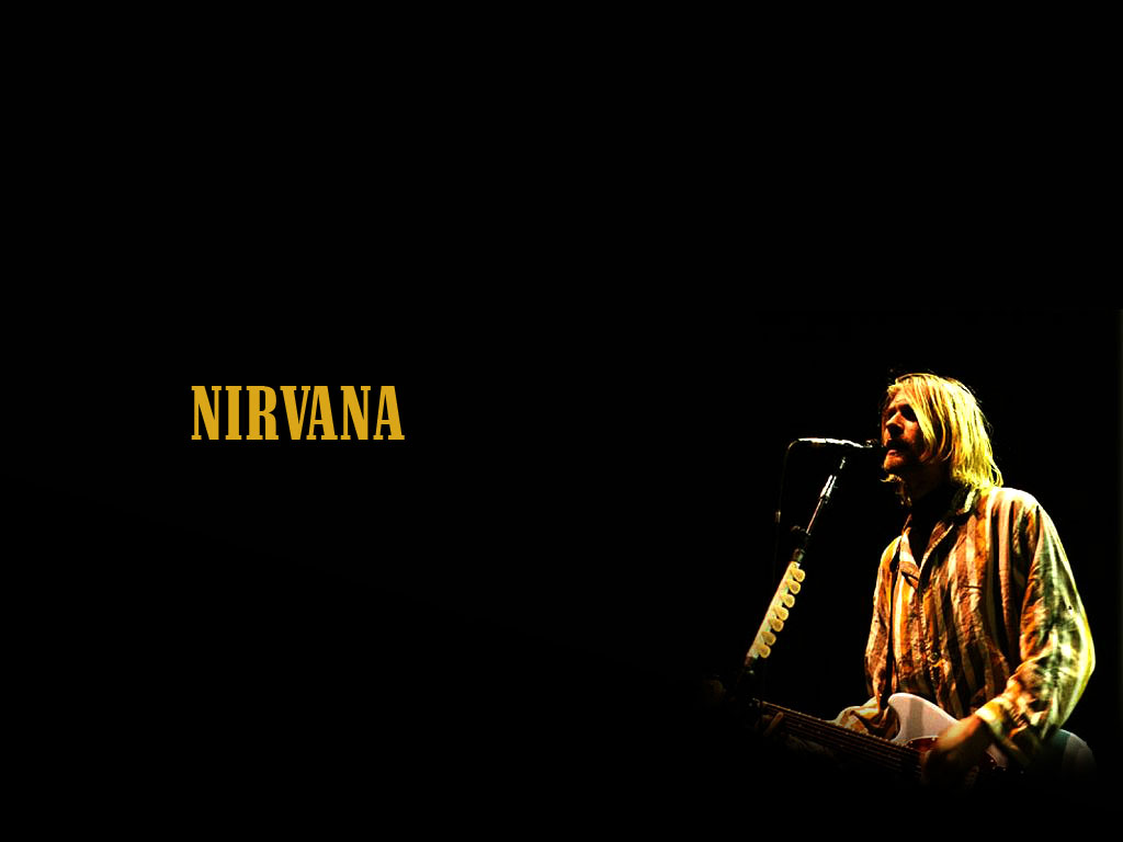 Free Download Nirvana Rock Band Wallpaper Pc Wallpaper