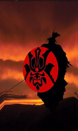 Bushido Samurai Wallpaper Live wallpaper for android 307x512