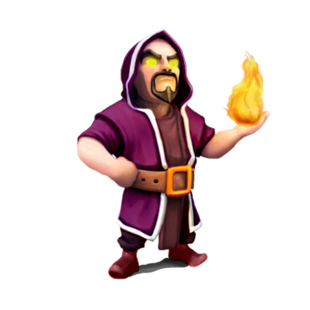 Wizard   Clash of Clans Wiki   Wikia 1000x1000