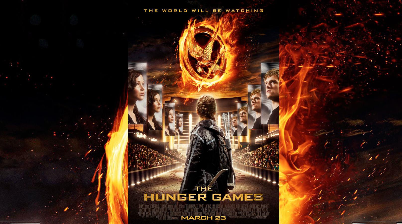 The Hunger Games wallpaper 1615x900