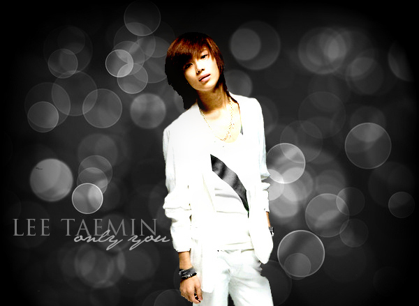 SHINee Taemin wallpaper by xoxHANA 600x439