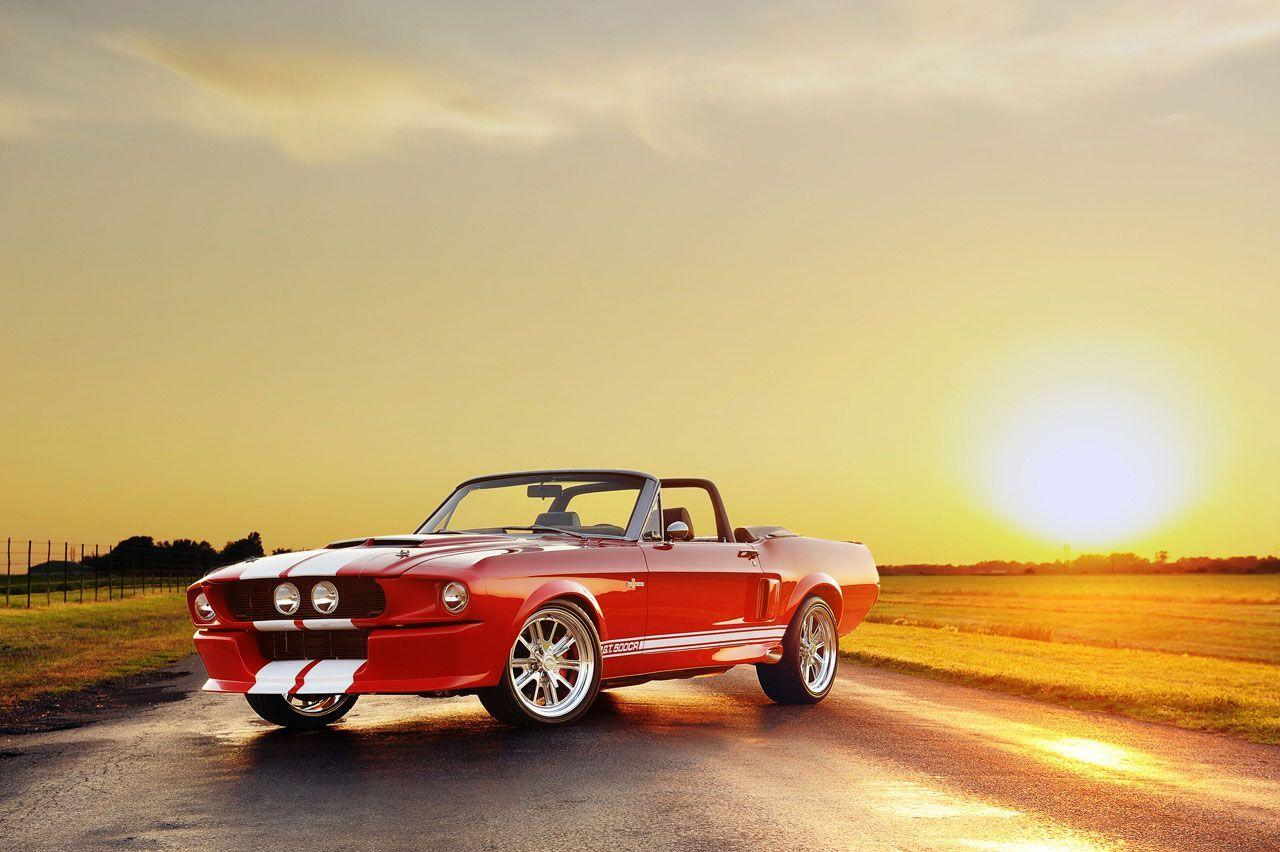 1967 Mustang Wallpapers 1280x852