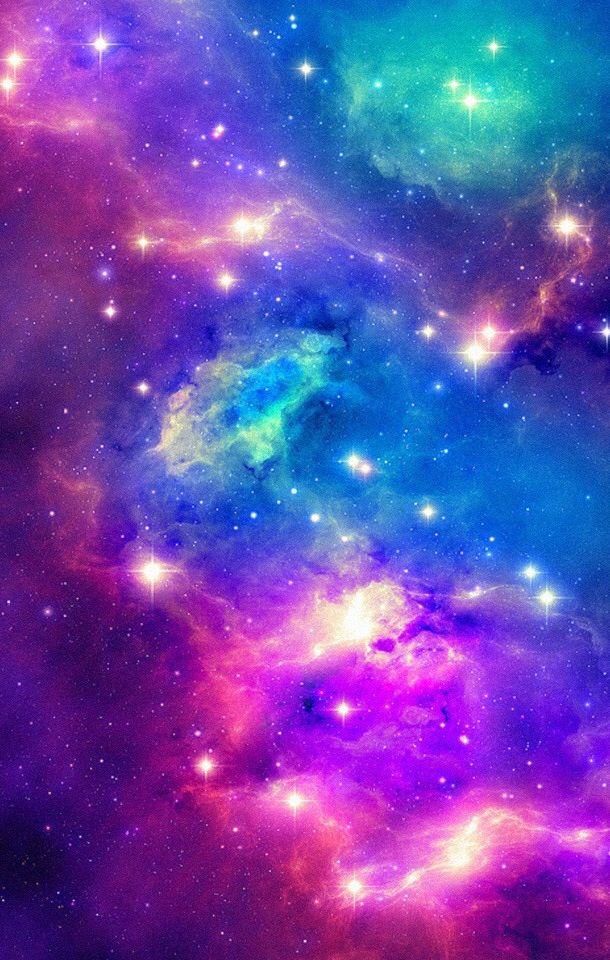 wallpaper Iphone wallpapers Pinterest Galaxies Galaxy Wallpaper 610x960
