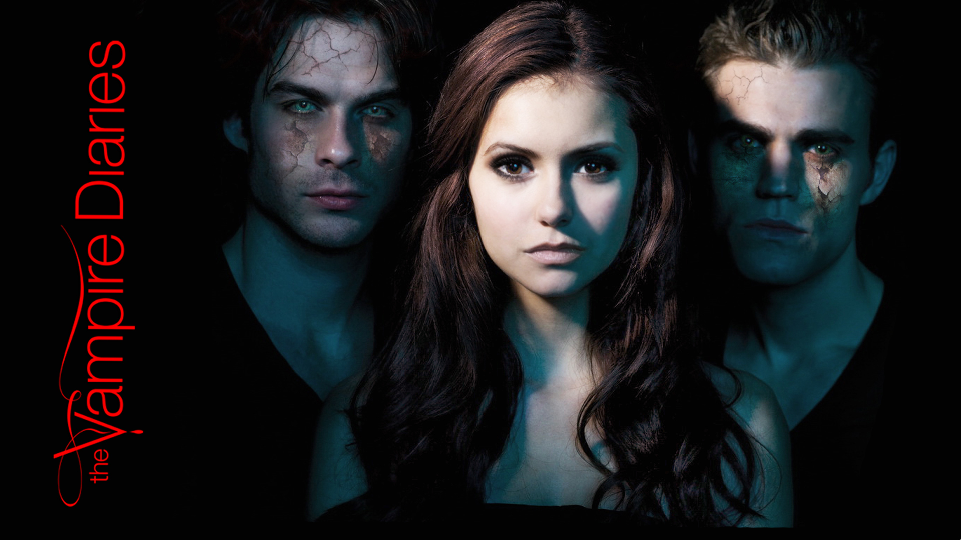 48 The Vampire Diaries Hd Wallpapers On Wallpapersafari