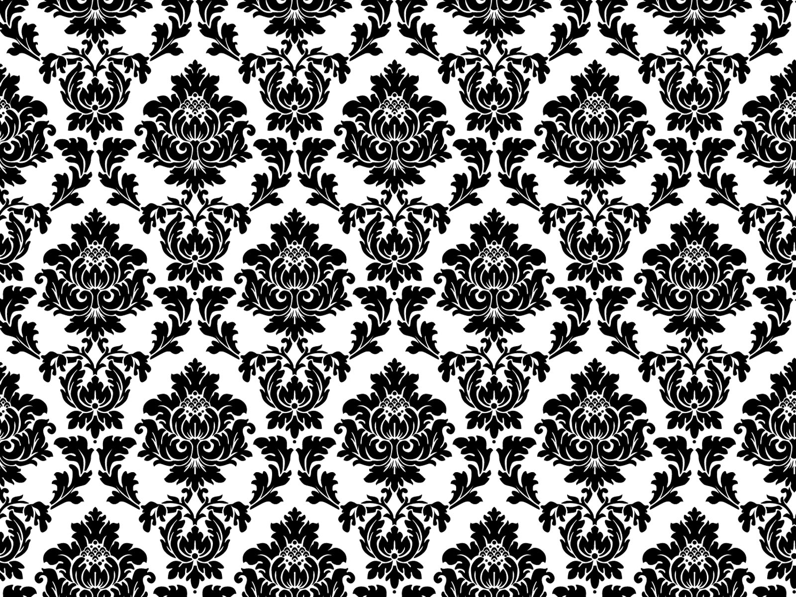 Pattern Black and White Cool Wallpaper Amazing Background 1600x1200