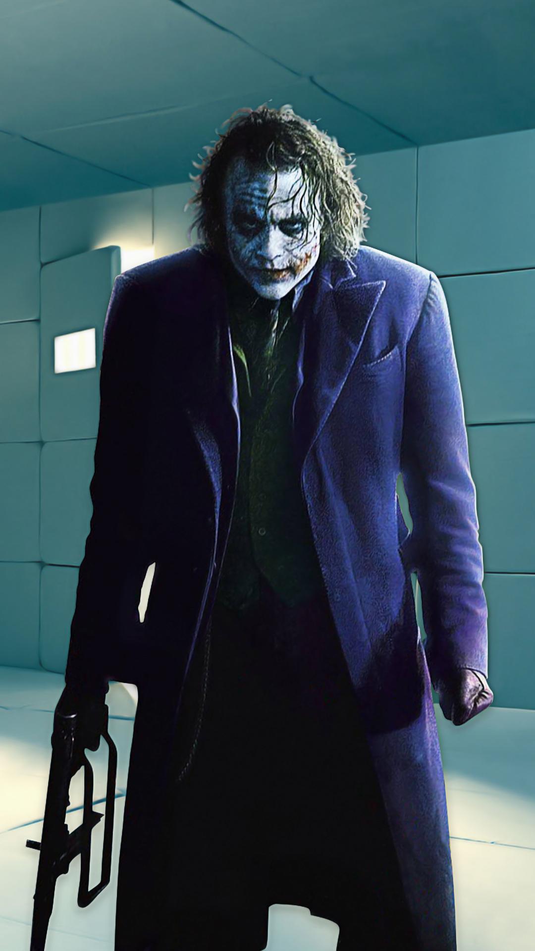 The Joker iPhone Background 1080x1920