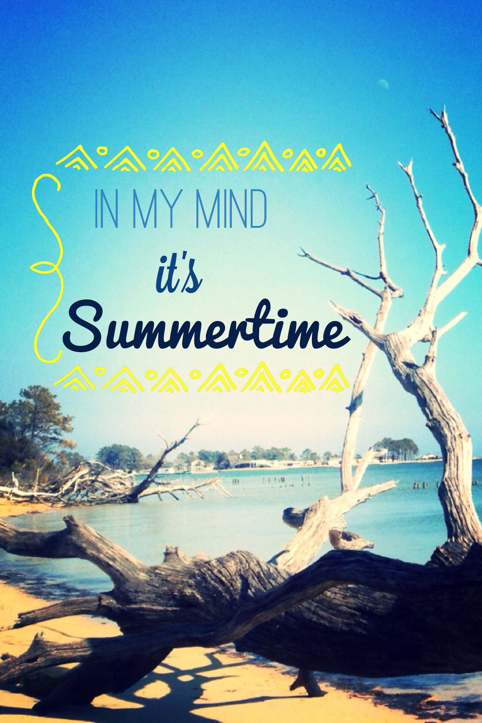 Summertime iphone wallpaper Summer time Background pictures 1536x2304