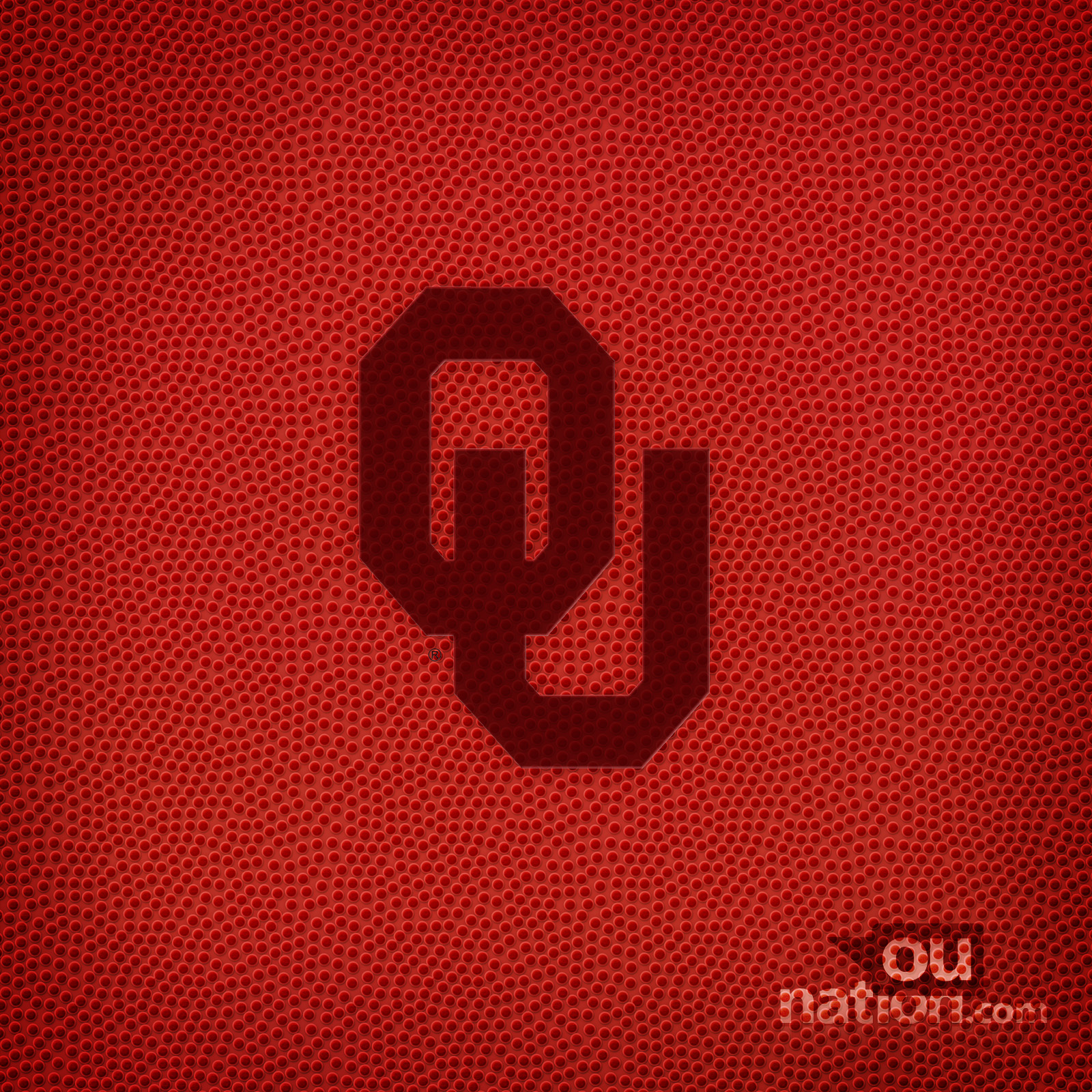 ou logo wallpapers football pigskin wallpaper 1600x1600
