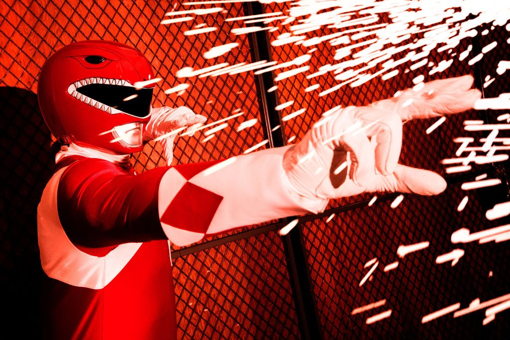 red ranger wallpaper - photo #20