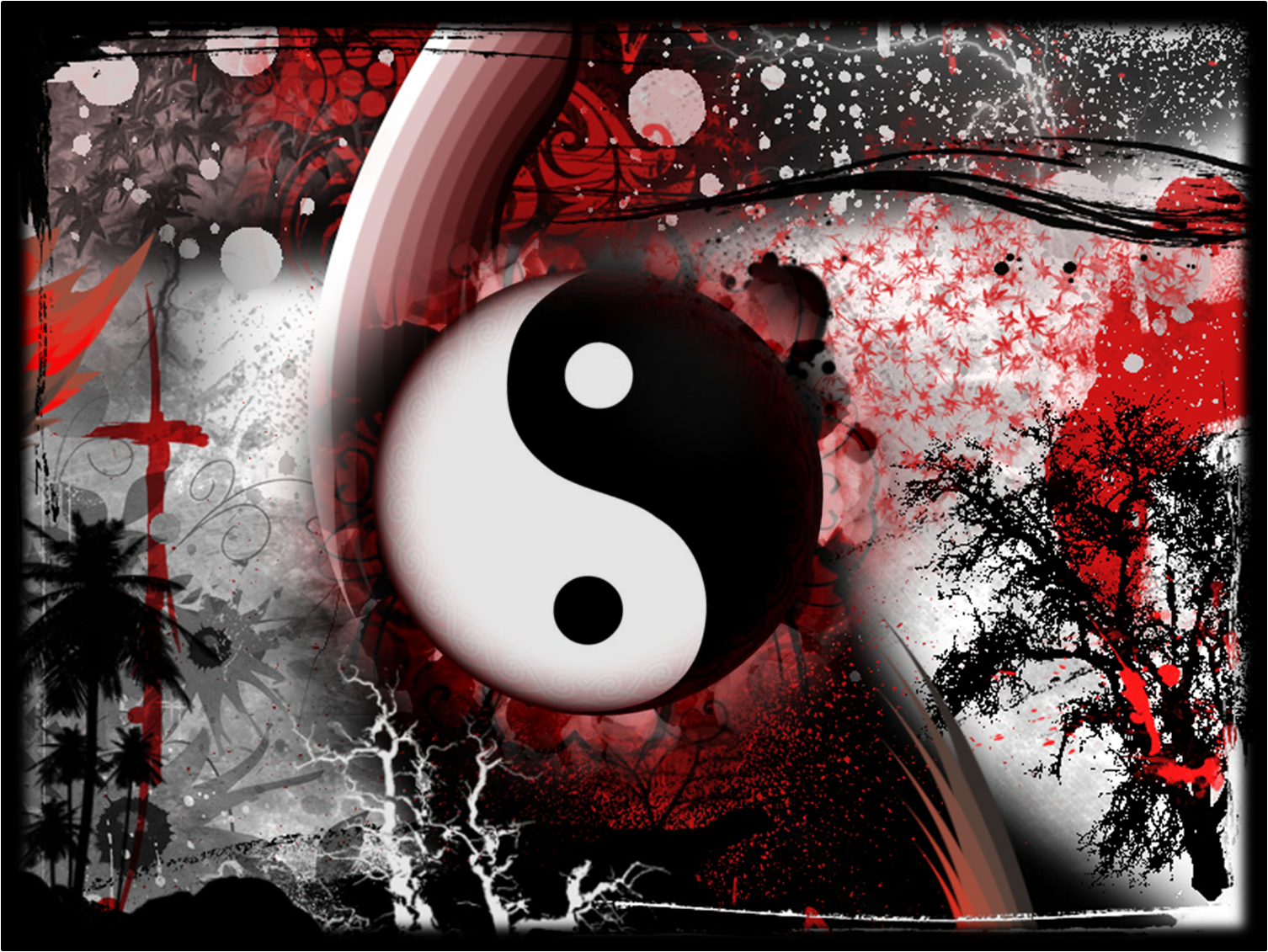 red and black abstract wallpaperred black white abstract wallpaper 1506x1131