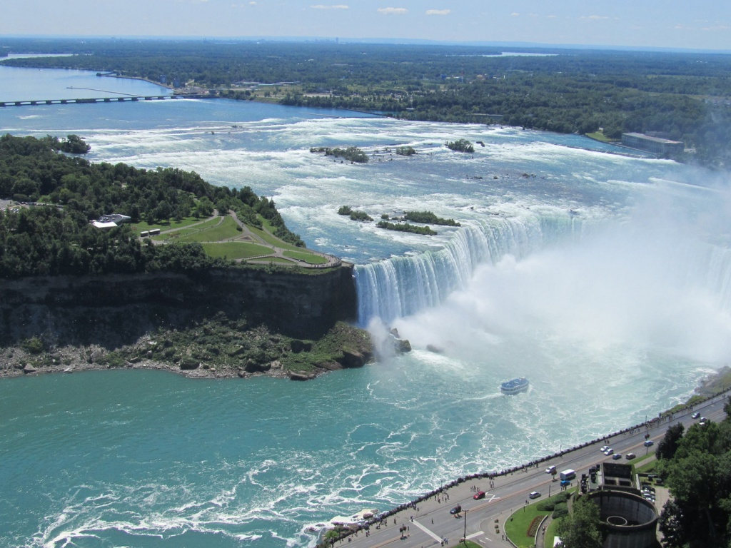 1024x768 Niagara Falls desktop PC and Mac wallpaper 1024x768