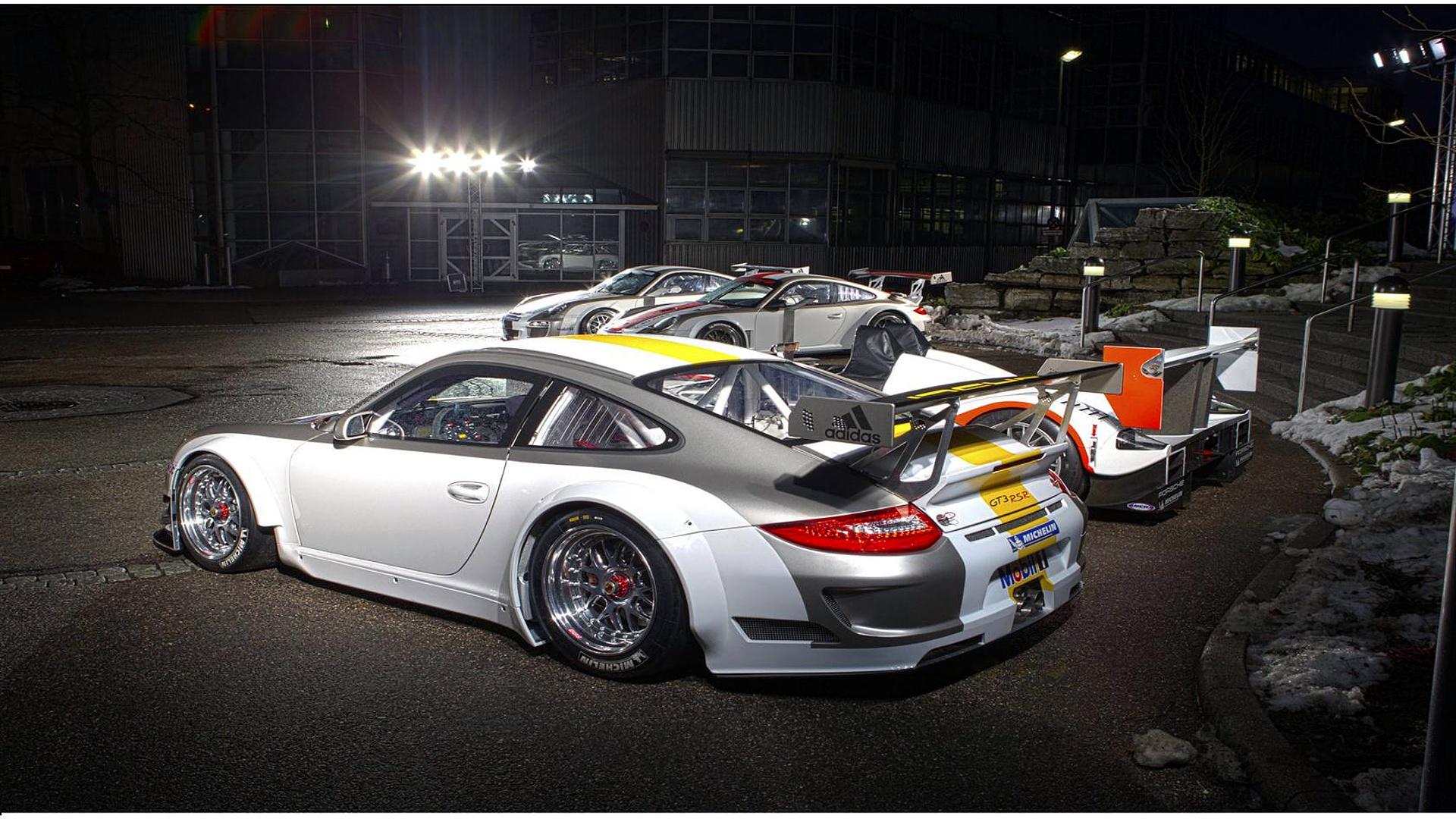 Porsche 911 GT3 RSR Images Picture Wallpaper 1920x1080