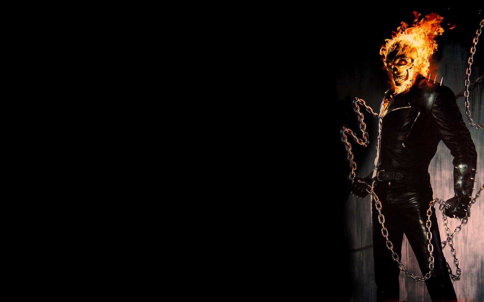 are viewing ghost rider hd wallpaper color palette tags ghost rider 1680x1050