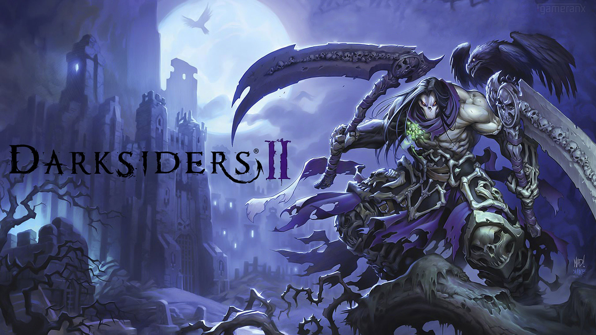 Pics Photos   Darksiders Ii Game 2 The Wallpapers 1920x1080